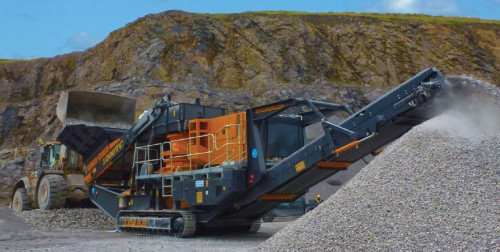 1200TC Tracked Cone Crusher