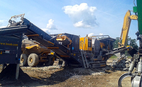 10570 Jaw Crusher