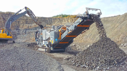 Jaw Crusher 700i